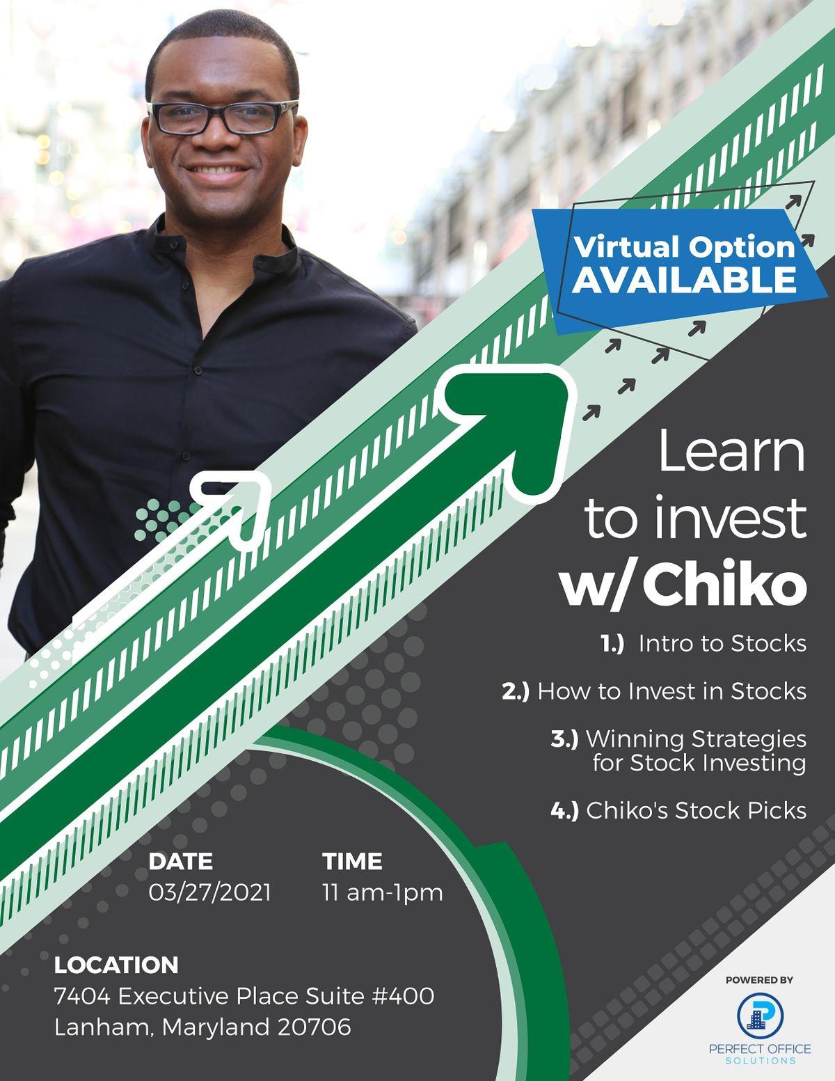 Stock Investing 101, 27 March | Event in Lanham | AllEvents.in