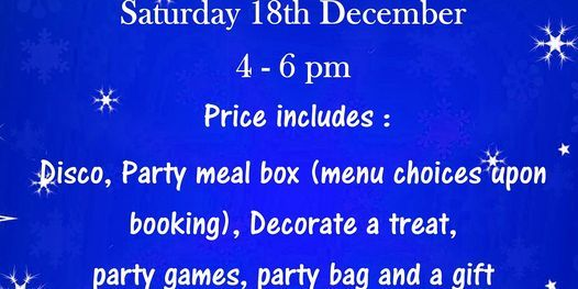 Children's Christmas Party - Limited availability, 18 December   Event in Exeter   AllEvents.in