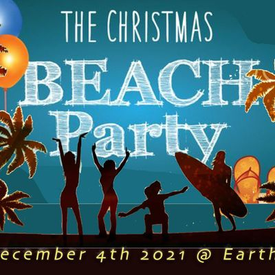 The Christmas Beach Party  Earth Sanctuary