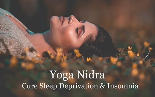Cure Sleep Deprivation & Insomnia with Yoga Nidra at Mary