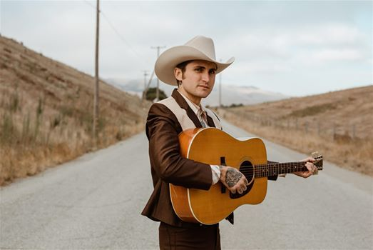 (SOLD OUT) JESSE DANIEL - Album Release - Late Show