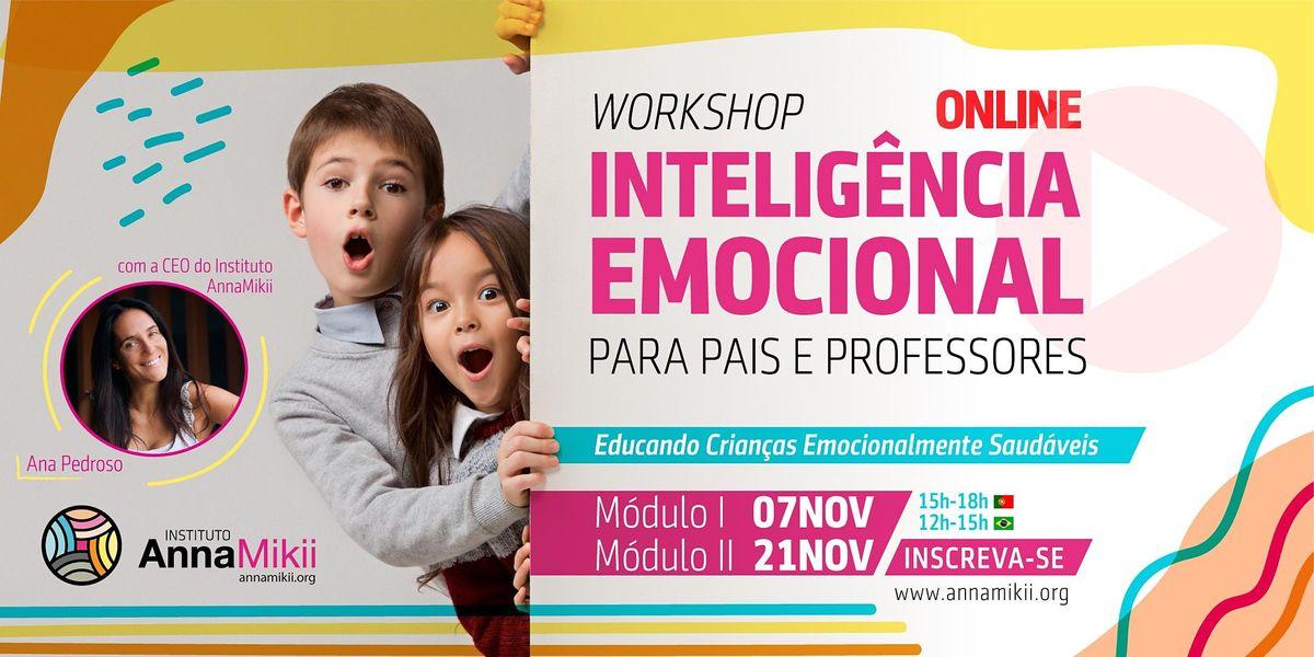 Workshop de Inteligência Emocional para Pais e Professores | Online Event | AllEvents.in