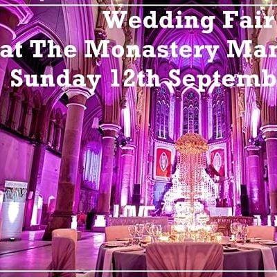 Manchester Wedding Fair  The Monastery Manchester