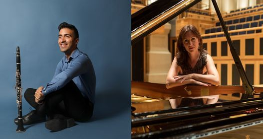 Recital de Clarinete e Piano - Samuel Marques & Dana Radu, 27 April | Event in Lisbon | AllEvents.in