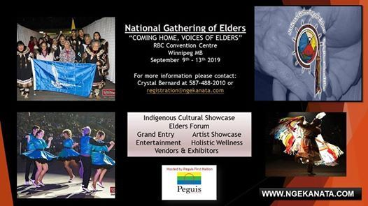 National Gathering of Elders 2019