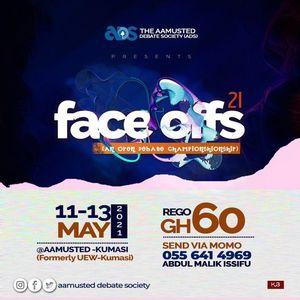 Face Offs Debate ( Kumasi Open)