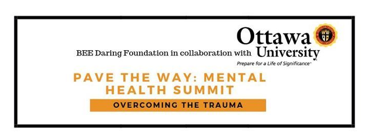 Pave the Way Mental Health Summit