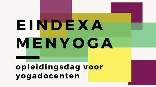 Opleidingsdag EindExamenYoga voor yogadocenten, 23 November   Event in Capelle aan den IJssel   AllEvents.in