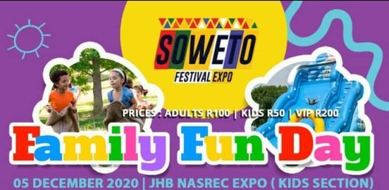 Soweto Festival Family Fun Day, 5 December | Event in Johannesburg | AllEvents.in