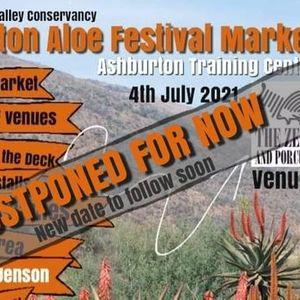 Aloe Festival Market
