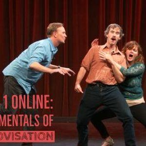 Level 1 Improv Online  Fundamentals of Improvisation (7 weeks)