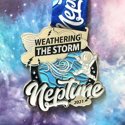 FREE Neptune Weathering the Storm - Run and Walk Challenge  - Baltimore