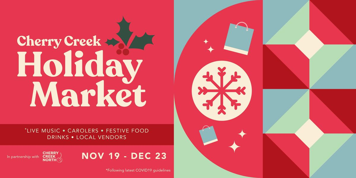 Cherry Creek Holiday Market | Event in Denver | AllEvents.in