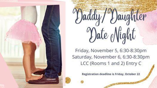 Daddy/Daughter Date Night, 5 November   Event in Manhattan   AllEvents.in