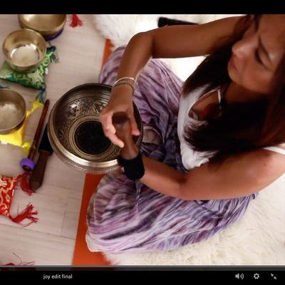 Live Kundalini Awakening with Joy