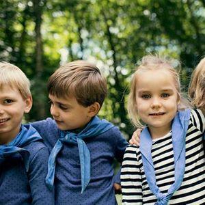 Familiespejd - junimde