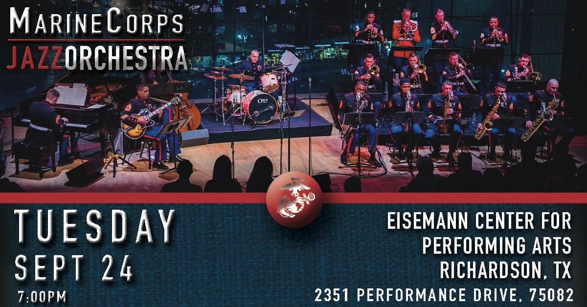 MC JAZZ ORCHESTRA (FREE) at Charles W  Eisemann Center for