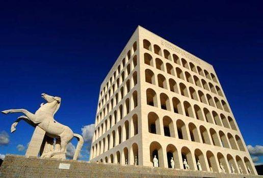 L'eur: Arte e Architettura Razionalista, 1 August   Event in Frascati   AllEvents.in