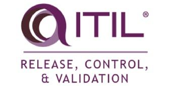 ITIL  Release Control And Validation (RCV) 4 Days Training in Brisbane