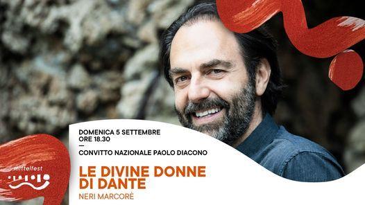 Le divine donne di dante, 5 September | Event in Cividale Del Friuli | AllEvents.in
