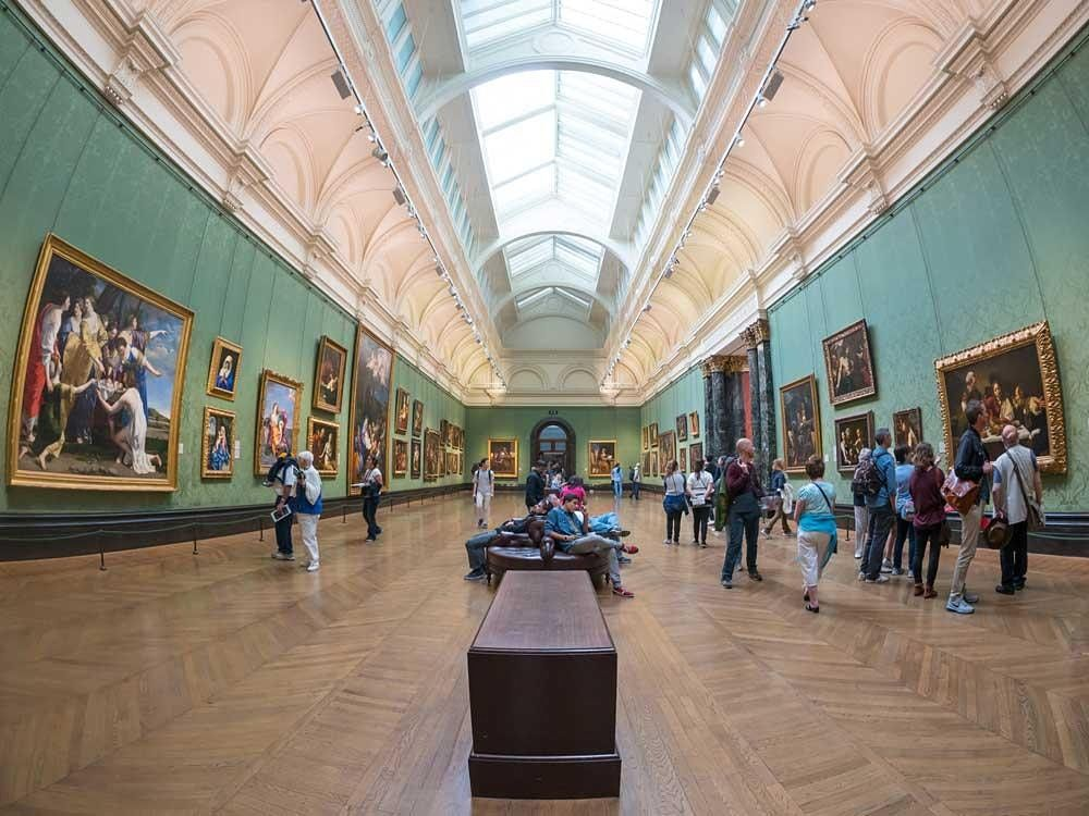 National Gallery Friday Lates - Free to Attend (Gallery  Pub)