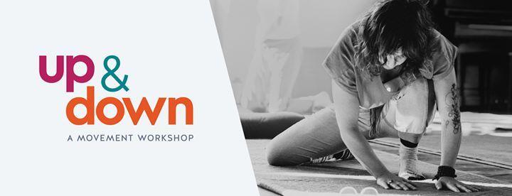 Up & Down A Movement Workshop UK 1
