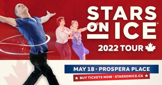 Stars on Ice - Kelowna, 22 October   Event in Kelowna   AllEvents.in