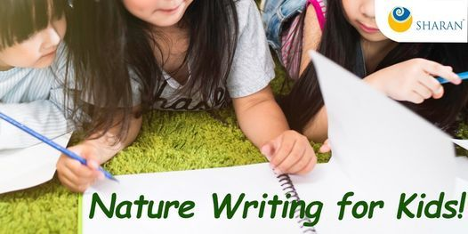Nature Writing for Kids! - Online Event, 5 December | Event in Mumbai | AllEvents.in