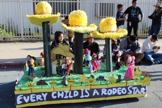NEW DATE Kiddie Kapers Parade