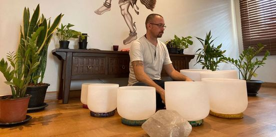 CMH - Crystal Singing Bowl Sound Bath, 1 August   Event in Chiang Mai   AllEvents.in