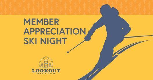 Member Appreciation Ski Night, 3 March | Event in Inkom | AllEvents.in