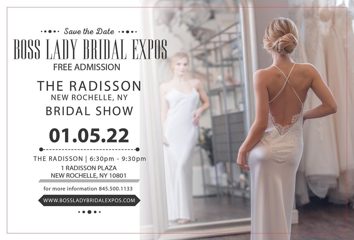 Radisson Hotel New Rochelle Bridal Expo 1 5 22, 5 January   Event in New Rochelle   AllEvents.in