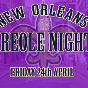 New Orleans Creole Night