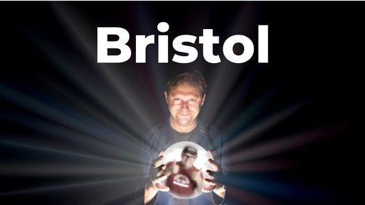 Ivan Brackenbury supports Tom Binns: The 'Psychic' Comedium, 7 November | Event in Bristol | AllEvents.in