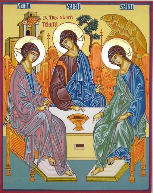 Messe en direct du dimanche 7 juin 2020 - Sainte Trinité at ...