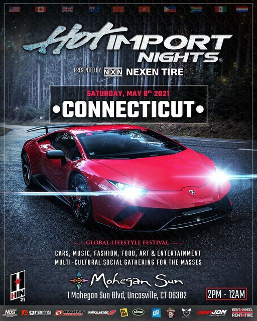 HIN Mohegan Sun - May 8, 2021, 8 May | Event in Uncasville | AllEvents.in