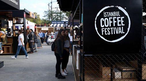 stanbul Coffee Festival 2019