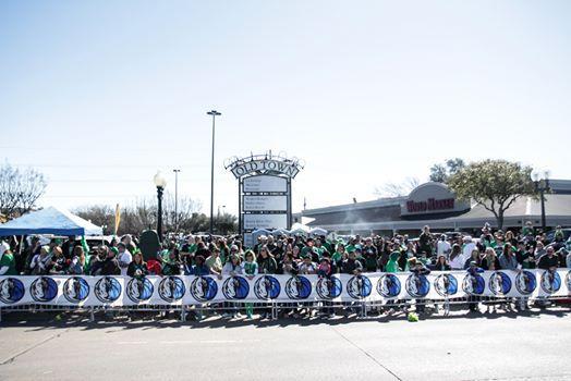 Dallas Mavs 41st Anniversary St. Patricks Parade & Festival