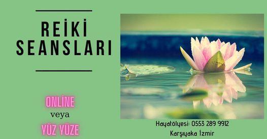 Reiki Seansları | Event in Karşıyaka | AllEvents.in