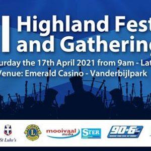 Vaal Highland Festival 2021