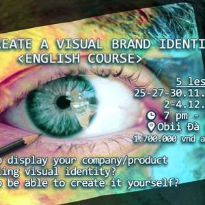 Marketing course - How to create a visual BRAND identity