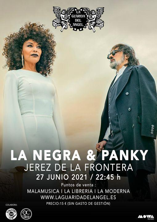 La Negra & Panky en Jerez de la Frontera, 27 June   Event in Jerez   AllEvents.in