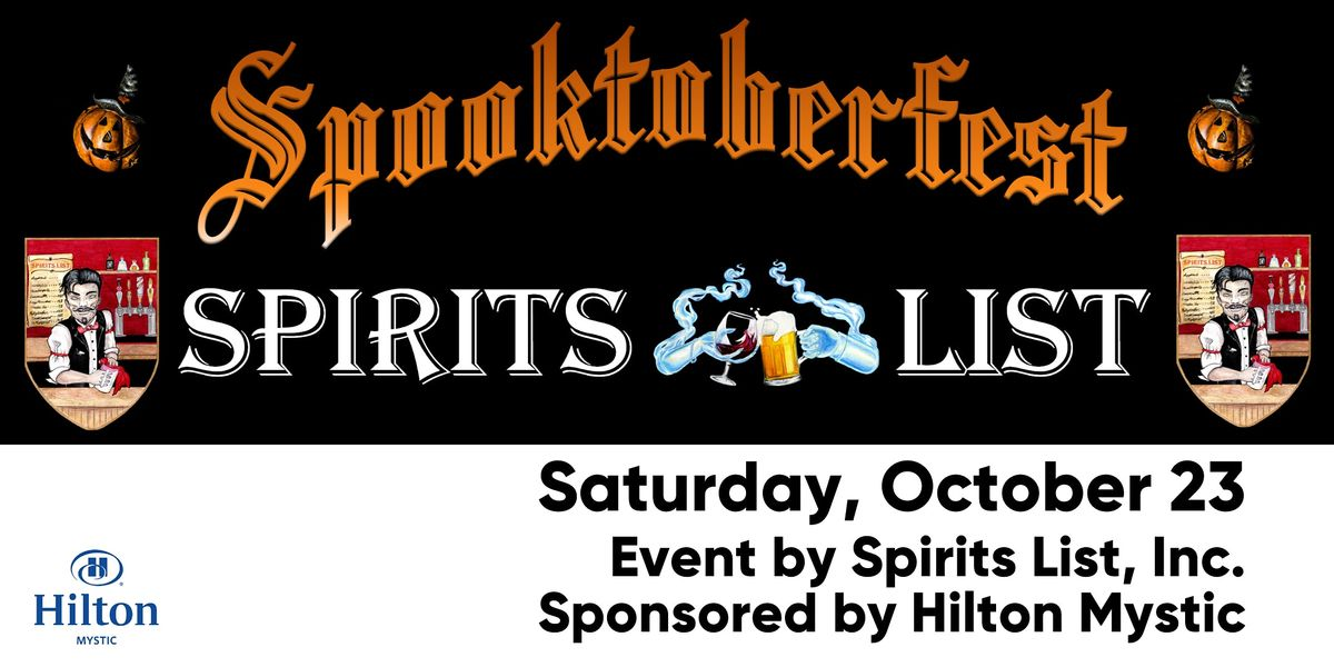 Spooktoberfest Beer Fest, 23 October | Event in Mystic | AllEvents.in