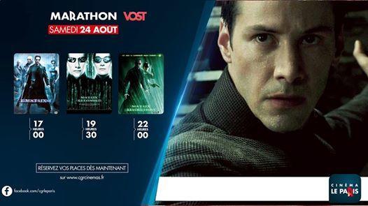 Marathon Matrix (VOSTFR)