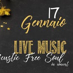Acustic Free Soul live Trivio Bistrot