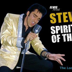 Spirit of the King Elvis Show Starring Steve Connolly