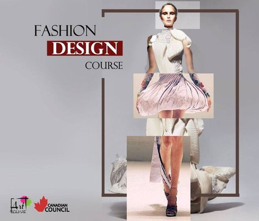 Fashion Design Course (45 Hrs.) | Event in Ramadan 10 City | AllEvents.in