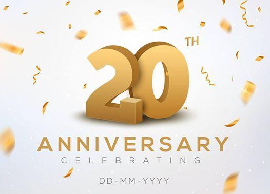 December market - 20th anniversary