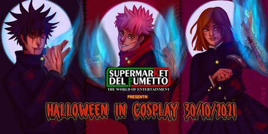 Evento Halloween in Cosplay Alla Fumetteria di Avellino, 30 October | Event in Mugnano Di Napoli | AllEvents.in