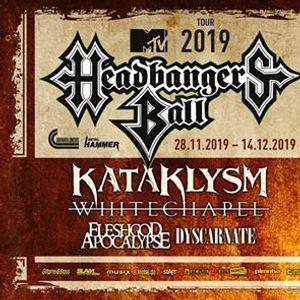 MTV Headbangers Ball Tour 2019  Hamburg Grosse Freiheit 36